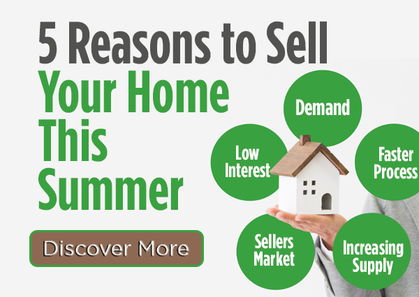 5 Reasons to Sell Your Property This Summer