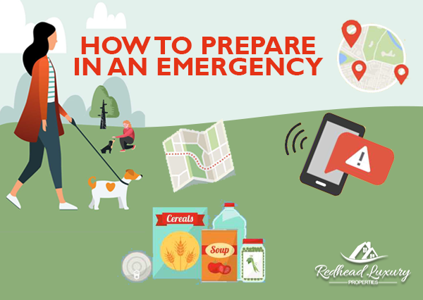 How to Prepare in an Emergency - Free Guide