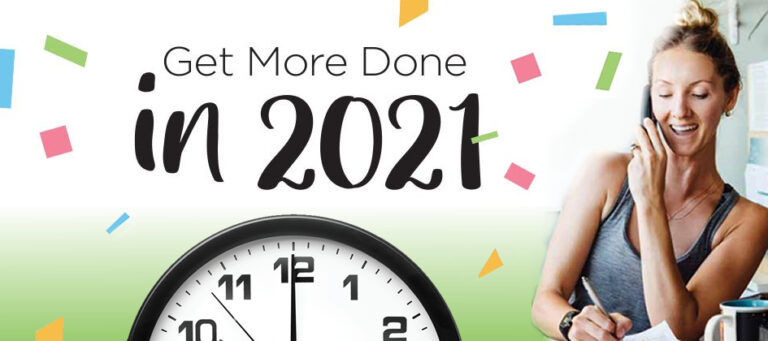 Get More Done in 2021