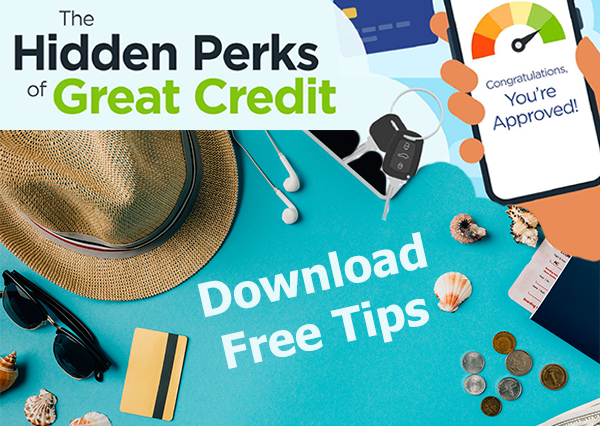 Download Free Tips to Improve your Credit Score