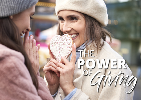The Power of a Giving Attitude