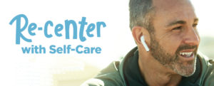 Recenter with Self-Care