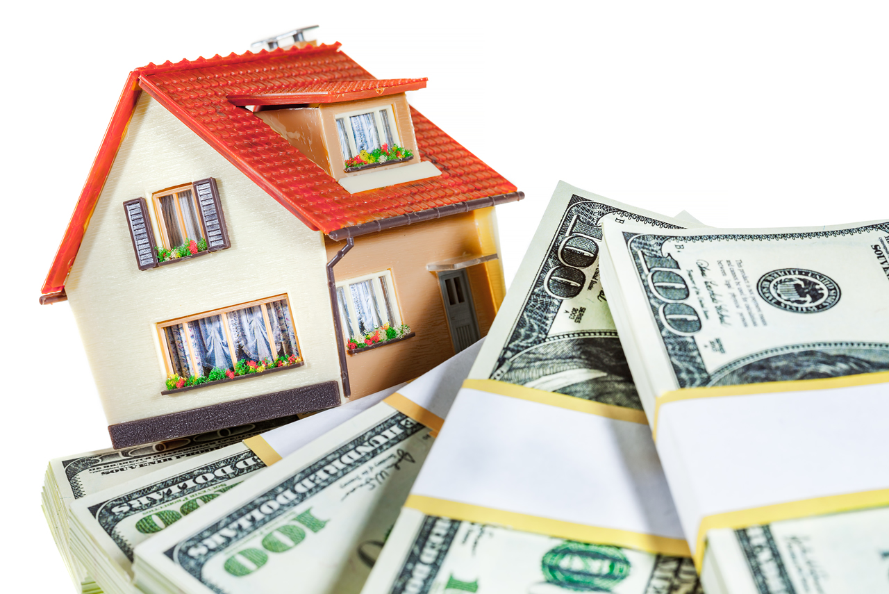 House deposit down payment